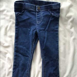 Toddler jeans